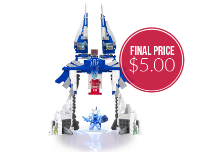 Ionix Tenkai Knights Dropship, Only $5!