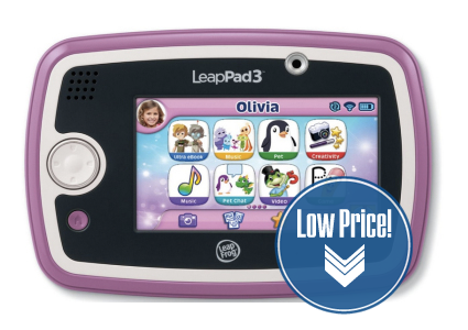 Hot! LeapFrog LeapPad3, Only $56.99 Shipped!