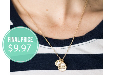 Inspirational Jewelry, Only $9.97 Shipped–Today Only!