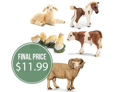Save up to 40% on Schleich Toys–Rare Savings!