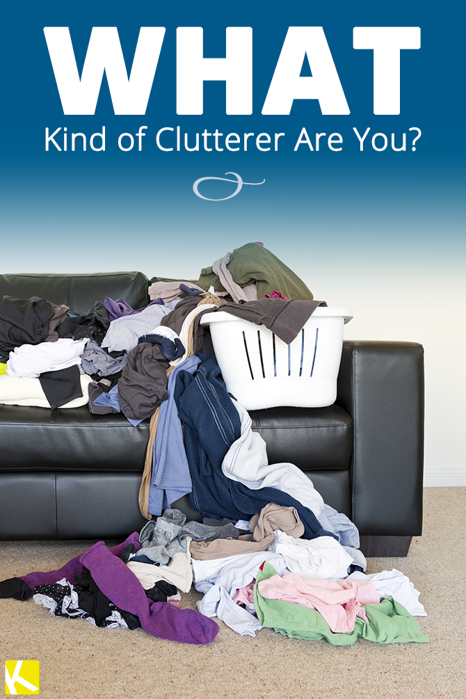 What Kind of Clutterer Are You?
