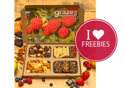 Hurry! Free Snack Box + Free Shipping!
