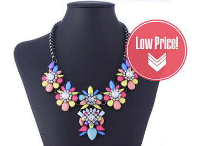 Women's Statement Necklaces, Under $5 Shipped!
