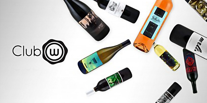 Club W: Expert Wine Recommendation + Coupon Code!