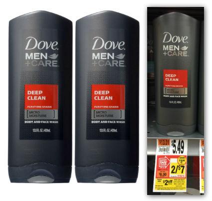 dove men stop shop