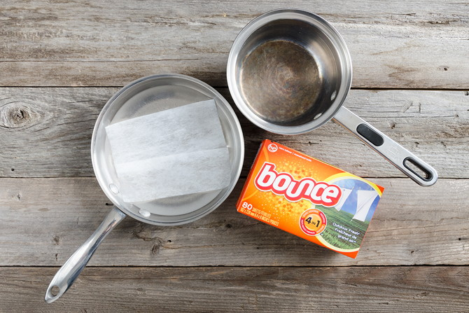 Cleaning Pots And Pans With Dryer Sheets Thecarpets Co