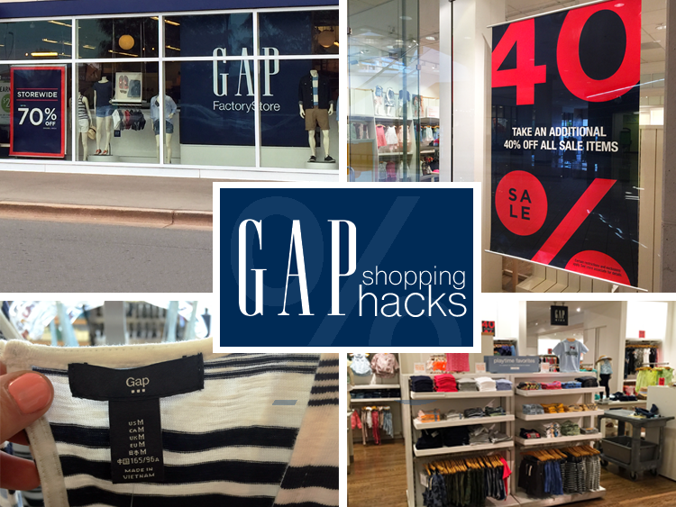 Insider Secrets from a Seasoned Gap Employee   The Krazy Coupon     Money Saving Gap Hacks From An Insider