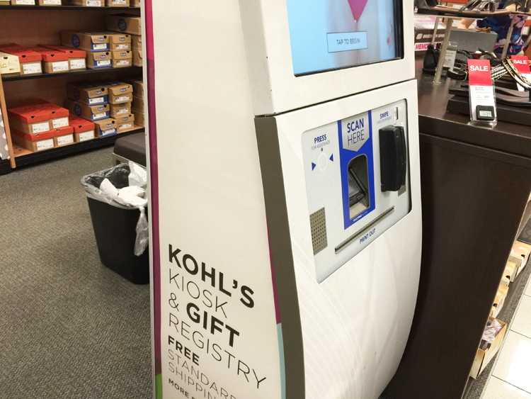 Kohl S Gift Registry Wedding: 29 Genius (and Accurate!) Kohl's Shopping Hacks
