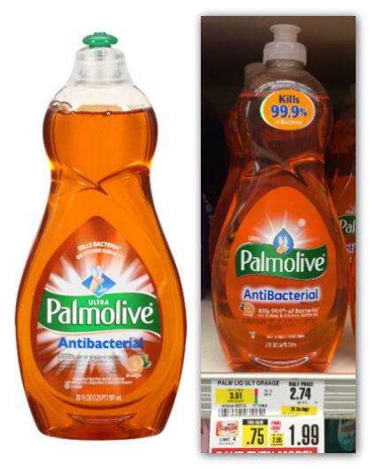 palmolive shoprite