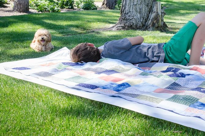 24 Brilliant Backyard Party Ideas