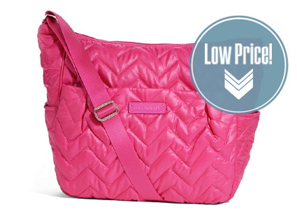 Hot! Save up to 75% on Vera Bradley Bags & Baby Items!