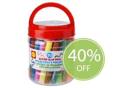 Save 40% on ALEX Arts & Crafts at Amazon!