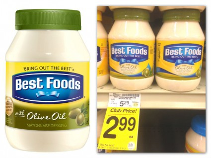 Coupons for best foods mayonnaise