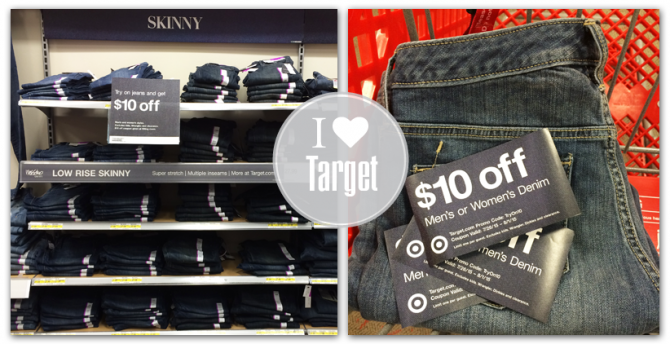 Jeans Target