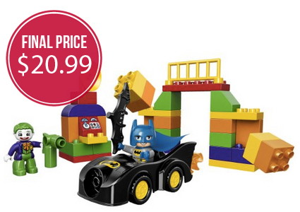 LEGO DUPLO Super Heroes Set, Only $20.99–Hurry!