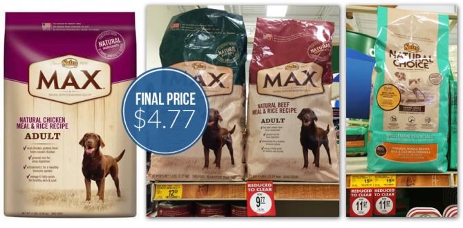 Petsmart Nutro Dog Food Prices