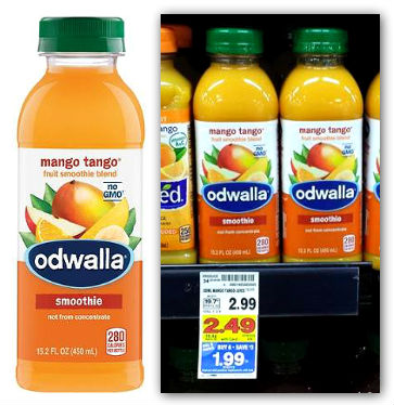 Odwalla Juice