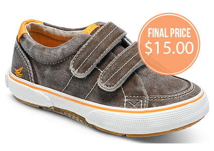 Sperry & More Kids' Shoes, 50% Off + Free Shipping!