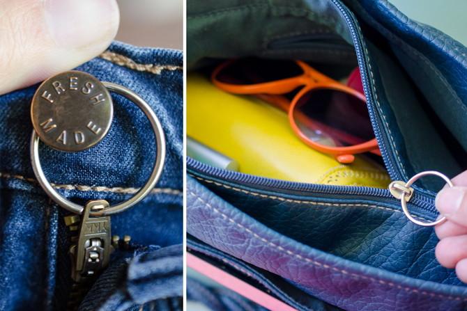 zipper-pull