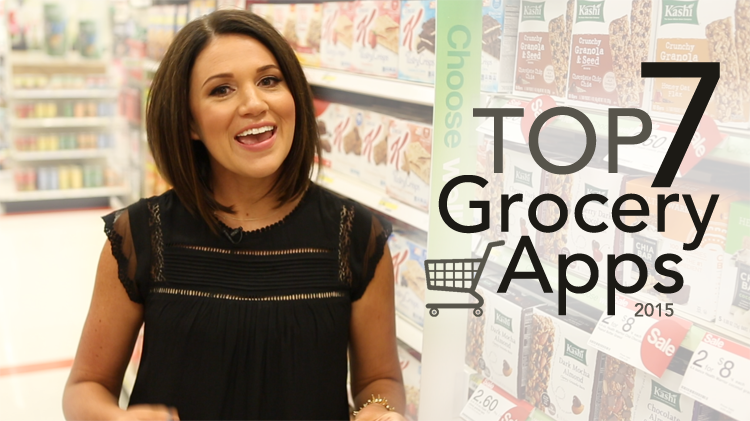 Save Hundreds with These 7 Grocery Apps