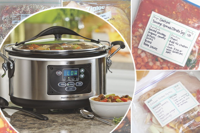 The 10 Best Crock-Pot Freezer Meals on the Internet