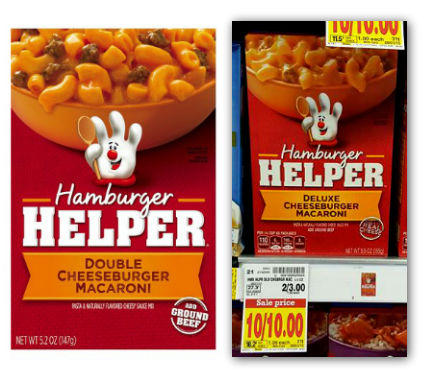 Betty Crocker Helper, as Low as Free at Kroger!