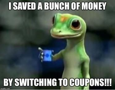 brag_1440607299_brag_1440607294 9A39441 my new meme brag to follow the krazy coupon lady,Couponing Meme