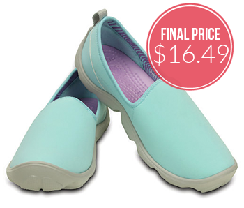 Save up to 60% on Crocs Styles + Extra 25%!