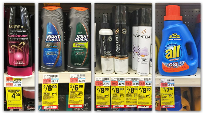 cvs-loreal-hair-pantene-right-guard-all