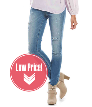Kohl's–Save 25-50% on Denim + Extra 20%!