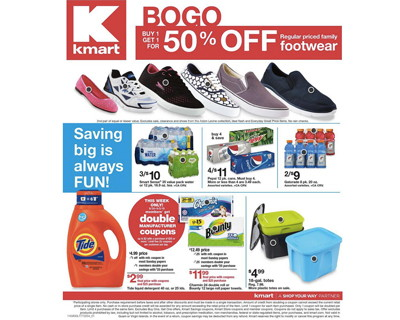 Kmart Coupon Deals: Week of 8/30