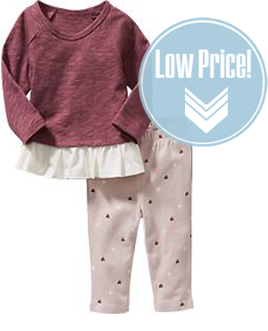 Huge Old Navy Baby Sale–Up to 50% off Everything!