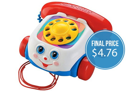 Hot! Steep Savings on Fisher-Price Toys at Kohl's!