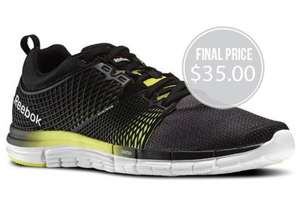 Hot! Reebok Running Shoes, Only $35.00 Shipped!