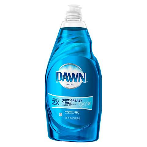 Dawn dishwashing liquid coupons