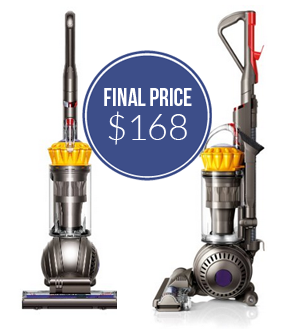 gone: save $272 on dyson multi floor bagless vacuum! - the krazy