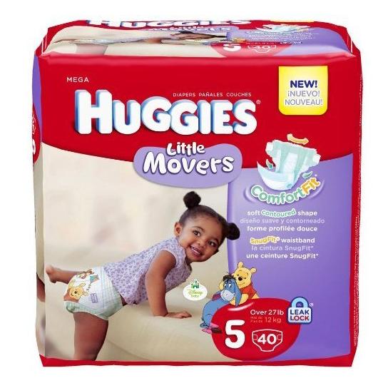 Huggies® Pull- UPSA ® Princesses Disney Fille Taille 5 ...
