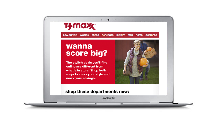 Inventory on T J Maxx com is different from what you ll find in store  Shop  in store for top brands like Nike  Under Armour  Coach and The North Face. 19 Freaking Amazing Ways to Save at T J Maxx   The Krazy Coupon Lady