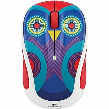 Logitech Owl Mouse