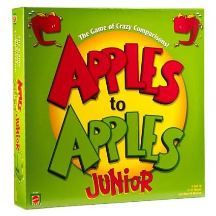 apples apples junior