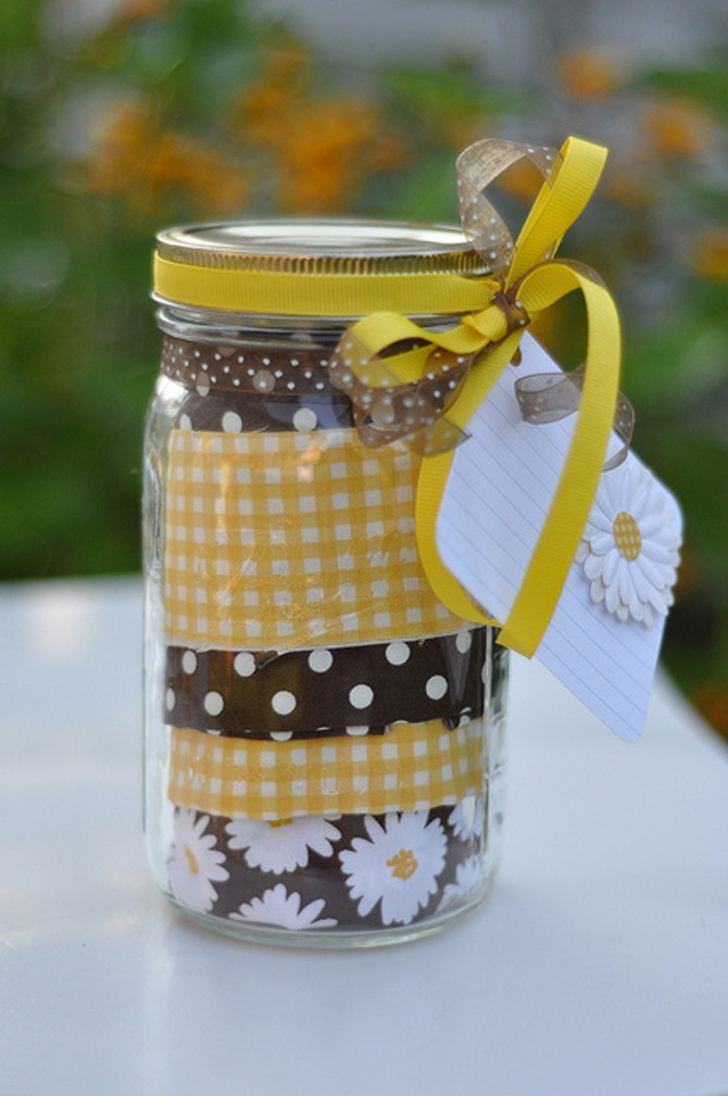 11 DIY Mason Jar Gift Ideas for Christmas - The Krazy ...