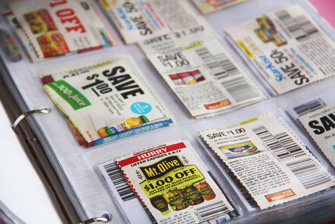8 Easy Ways to Stay Organized When You Coupon