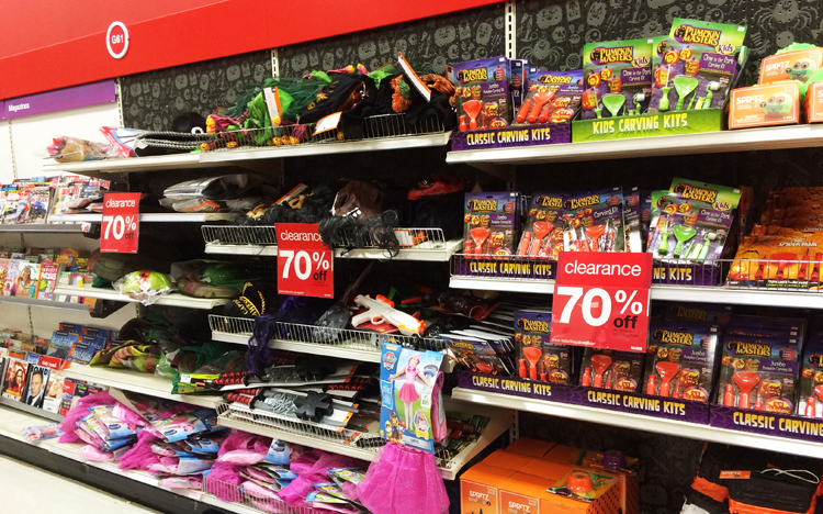Halloween Clearance, Up to 70% Off at Target! - The Krazy Coupon Lady