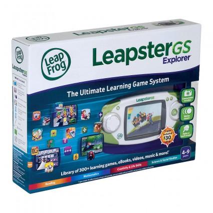 leapfrog leapsters explorer