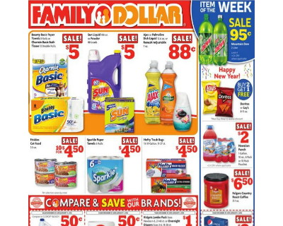 How to use a Family Dollar coupon Family Dollar is a great place to go when looking for great deals on just about any family necessity. There are many sales going on frequently and you can easily go online and find the most recent ones. There are also many coupons that you can find online and print out, and you can also get coupons that you can 87%().