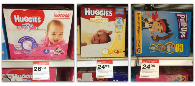 Huggies Super Packs Target