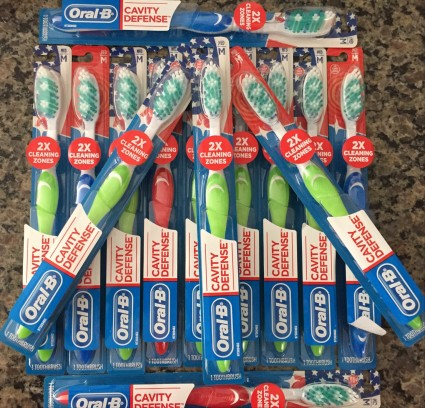 Nearly Free Toothbrushes At Target! (99.5%)