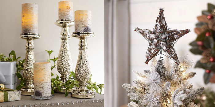 Pier 1: 75% off Christmas Decor! Prices Start at $0.18!