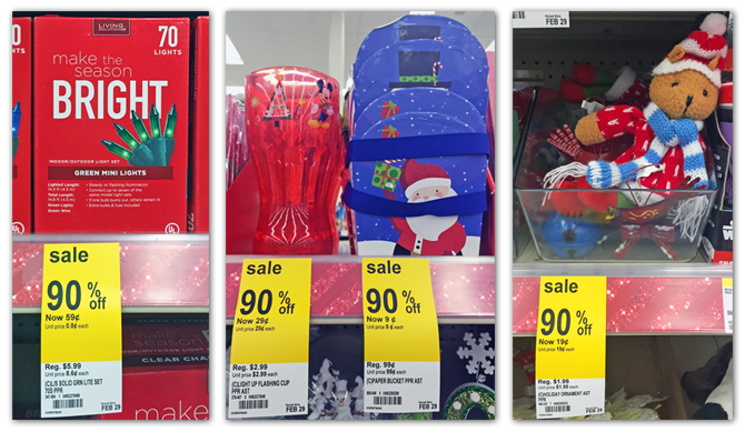 Christmas Clearance: 90% Off at Walgreens! - The Krazy Coupon Lady