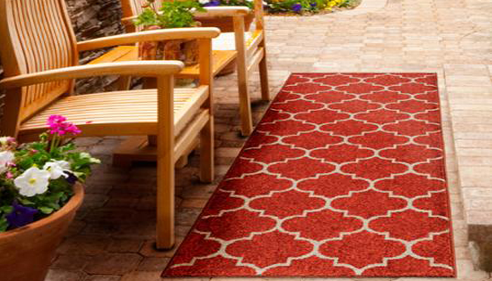 Outdoor Runner Rug, Only $17! (Reg. $40)   The Krazy Coupon